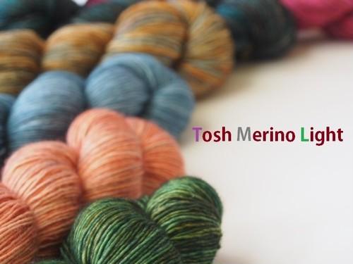 Madelinetosh / Tosh Merino Light