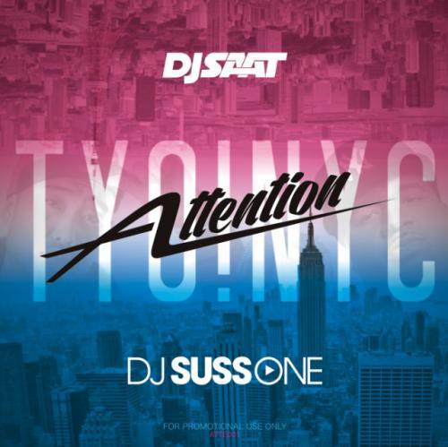 DJ SUSS ONE, DJ SAAT / Attention 1