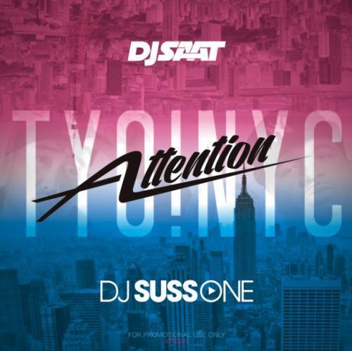 DJ SUSS ONE, DJ SAAT / Attention 1