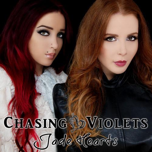 CHASING VIOLETS 「Jade Hearts」  日本盤CD ポストカード付!