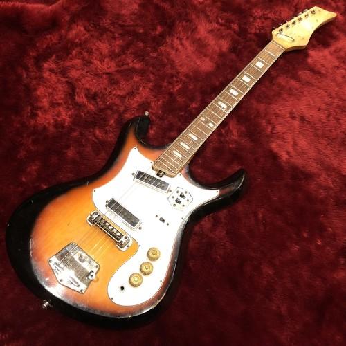 c.1960s Silvertone 1440 ビザールギター 調整済 6カ月保証