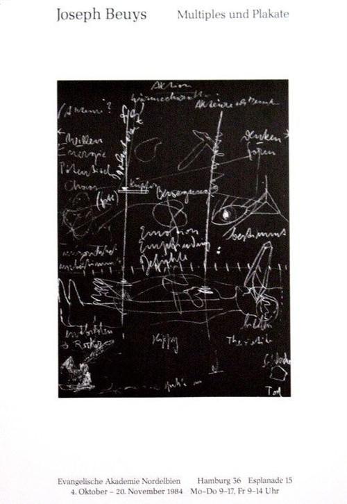 Joseph Beuys/Evangelische Akademie Nordelbien