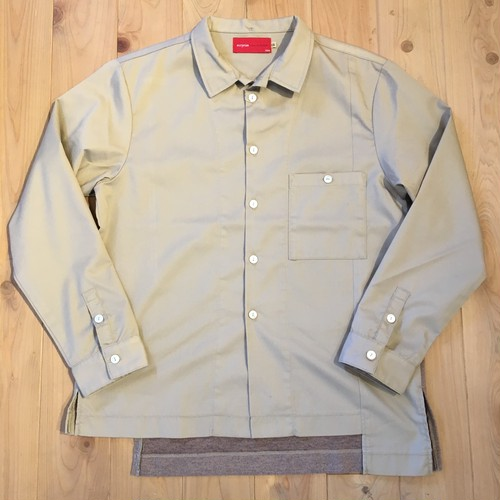 "VOO ""0st STEP SHIRTS(BEIGE)"""