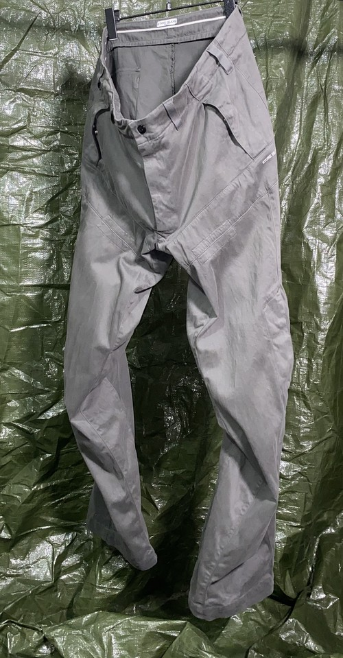 AW2004 STONE ISLAND ANATOMIC TROUSERS