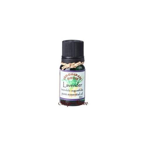 【LEMONGRASS HOUSE】 ラベンダー/Lavender 100%アロマオイル 10ml