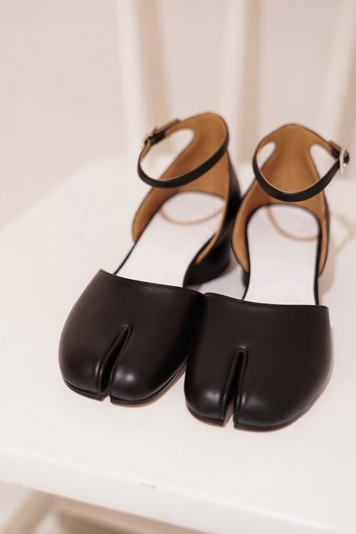 Maison Margiela / Tabi ballet (ankle strap)