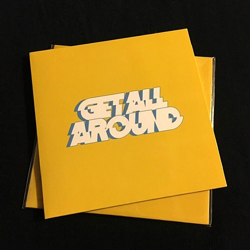 GET ALL AROUND / s.t(CD)
