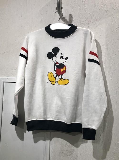 """Deadstock 80's """"Mickey Mouse"""" sweatshirt"""