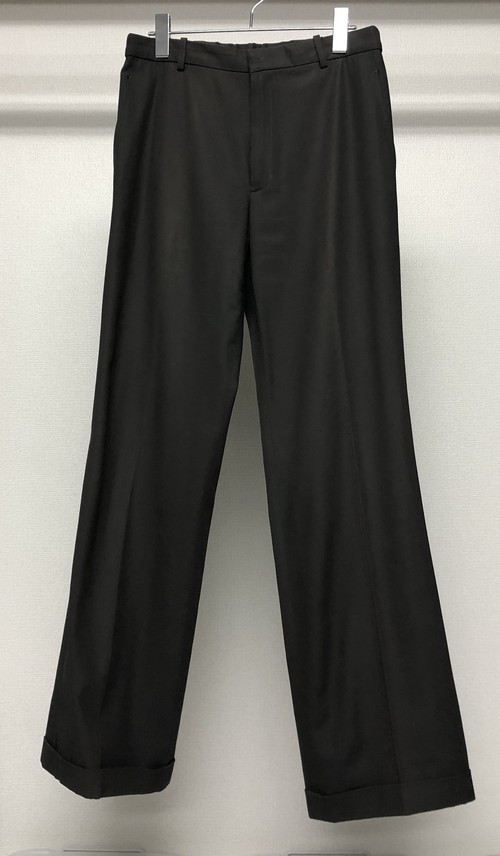 1990s ANN DEMEULEMEESTER ADJUSTABLE TROUSERS