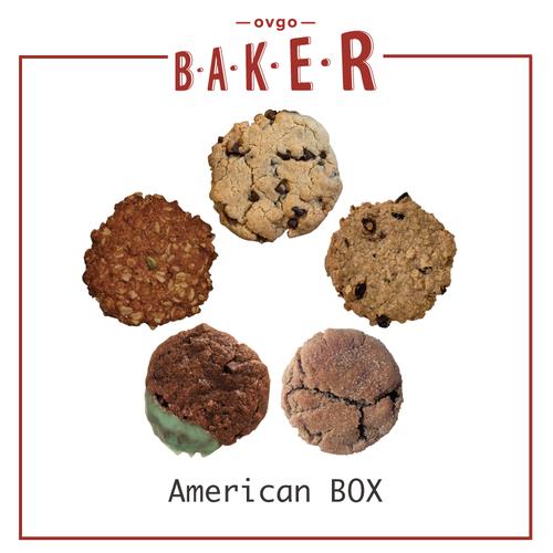 AMERICAN COOKIE BOX