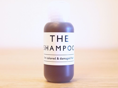 THE SHAMPOO ~for colored & damaged hair~
