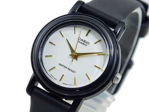 カシオ CASIO クオーツ 腕時計 レディース LQ139EMV-7 ホワイト ホワイト