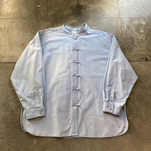 00s Cotton China Shirt