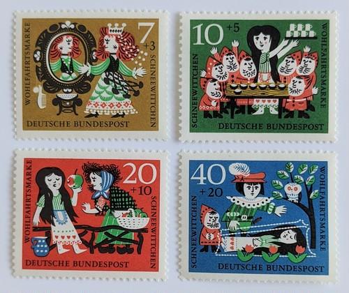 白雪姫 / ドイツ 1962