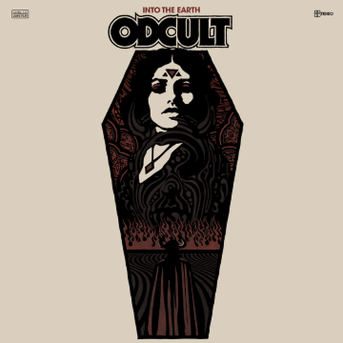 ODCULT 『Into The Earth』 日本盤仕様