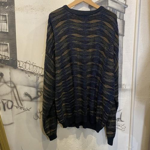 acrylic design knit