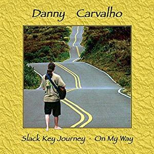 Danny Carvalho CD 「On My Way」