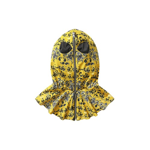SALUTE BANDANA Mask YELLOW