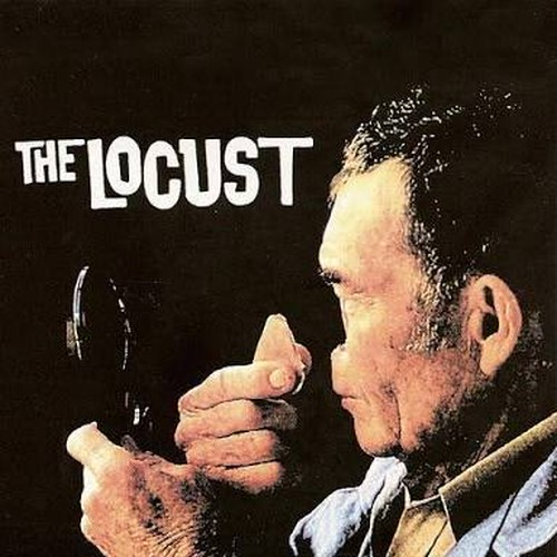 【USED】THE LOCUST / FOLLOW THE FLOCK, STEP IN SHIT