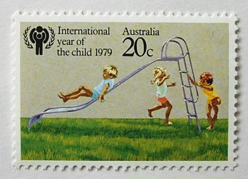 国際児童年 / オーストラリア 1979