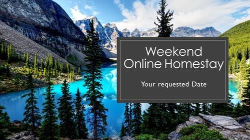 November Online Homestay 【FK】