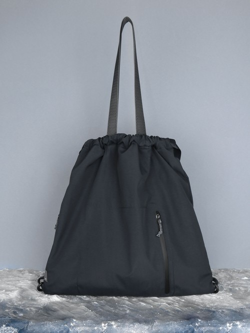 Draw Tote Navy