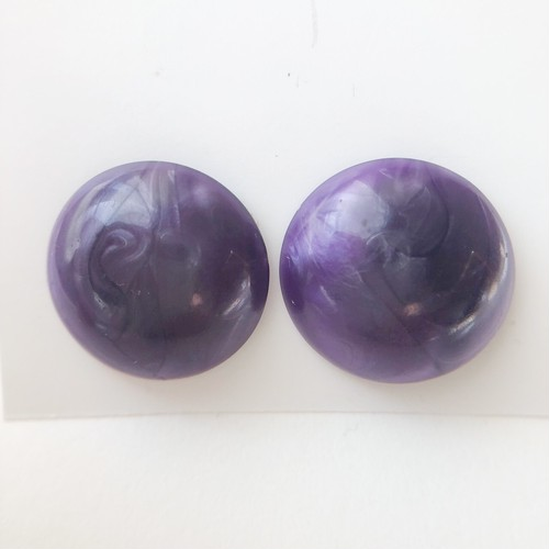 purple round pierce[p-596]