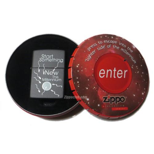 スタート・サムシング・ニュー / Zippo Start Something New