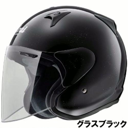 ARAI SZ-G Glass Black