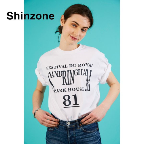THE SHINZONE/シンゾーン・サンドリンガムtee