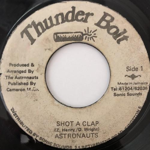 Astronauts - Shot A Clap【7-20635】