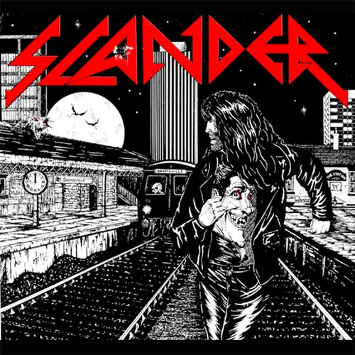 "SLANDER ""Careless Talk Costs Lives"" (輸入盤)"