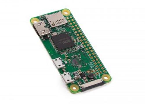 Raspberry Pi Zero W Simple Kit (Ras Pi Zero Wとケース)