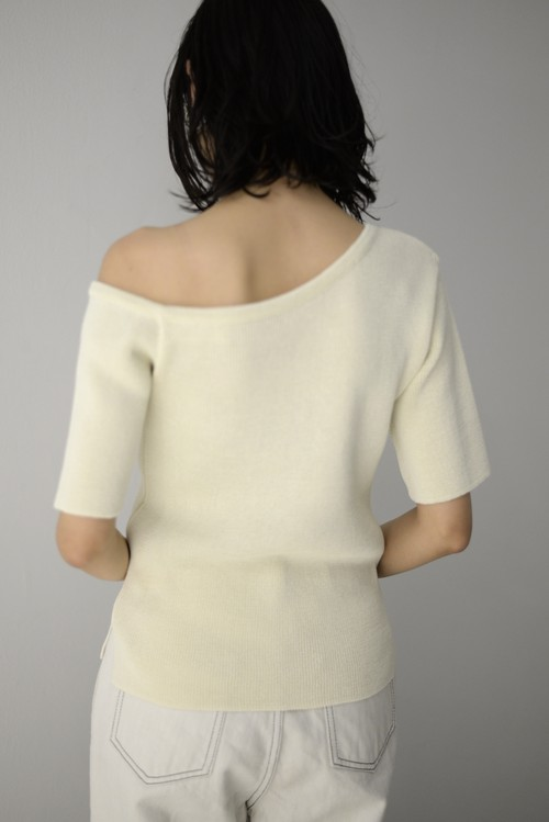 BELPER / ONE SHOULDER TOP