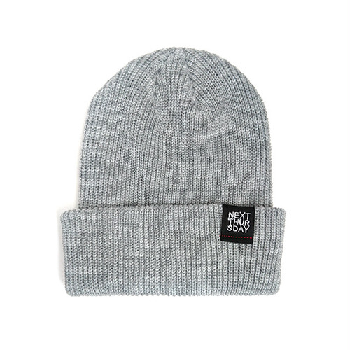 THURSDAY - NEXT BEANIE 2 (Heather Grey)