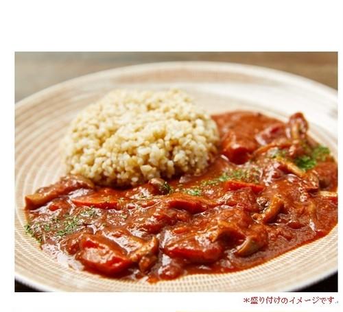 野菜たっぷりのベジハヤシライス
