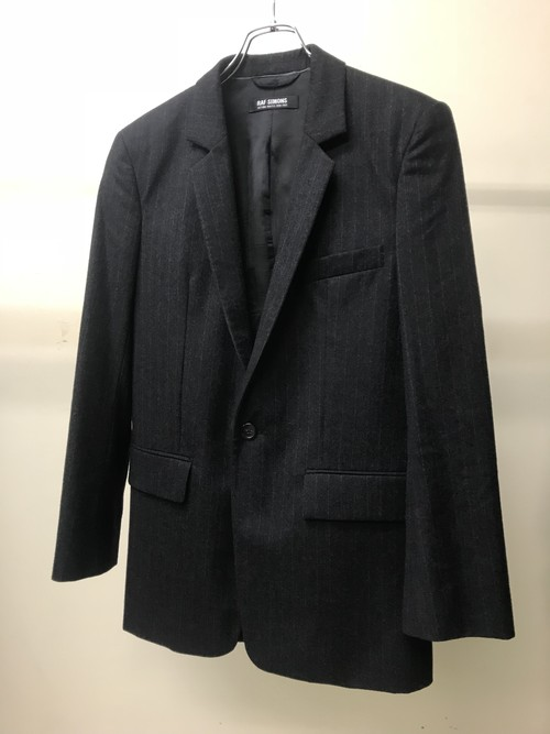 AW2008 RAF SIMONS TAILORED JACKET