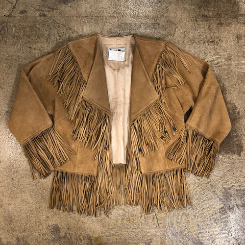 Pioneer Wear Fringe Jacket ¥13,800+tax