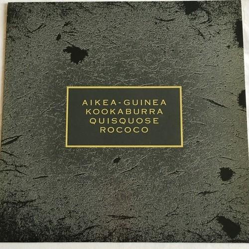 【12inch・英盤】Cocteau Twins / Aikea-Guinea