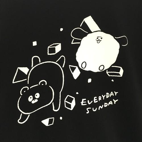 亜空間積み木Tシャツ