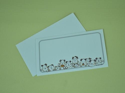 ワンワン メッセージカード 20枚セット