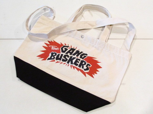 2WAY トートバッグ THE GANG BUSKERS