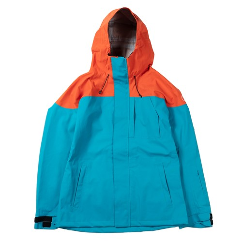 2021unfudge snow wear // PEEP JACKET // BLUE