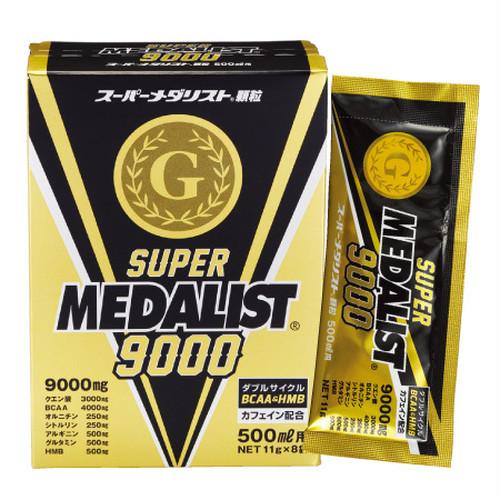 MEDALIST / スーパーメダリスト9000 【500mL用、11g×8袋入り】