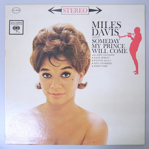 MILES DAVIS/SOMEDAY MY PRINCE WILL COME オリジナル