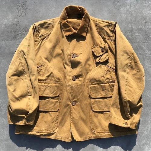50's BLUE BILL ハンティングジャケット RED HEAD社 ダック地 カバーオール 美品 アウトドア M位 希少 ヴィンテージ