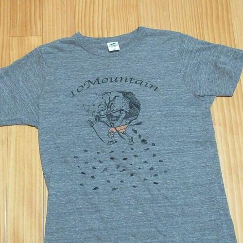 I'm a long trail runner Indian Rhino / Off T-shirts