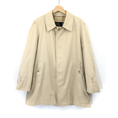【Burburrys】Stand Fall Collar Coat