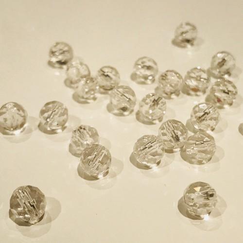 浄化の石|水晶 6mmカット玉