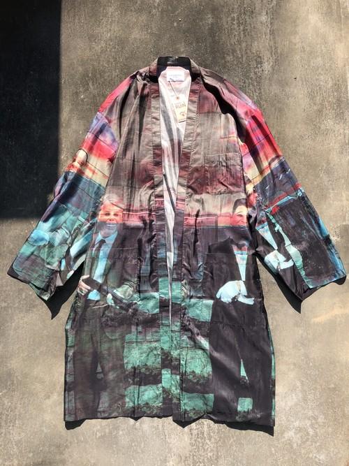 blackweirdos / silk gown caot  - PRESIDENTS